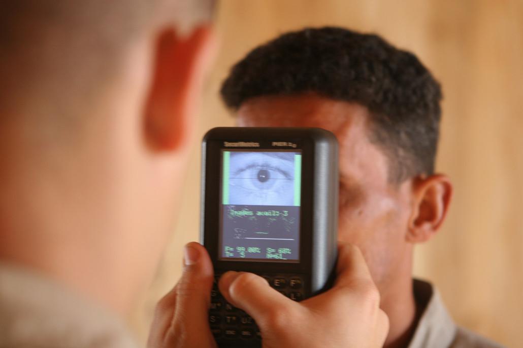 Lettore biometrico