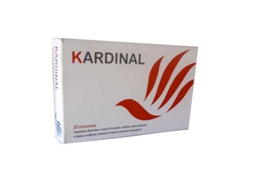Kardinal in farmacia
