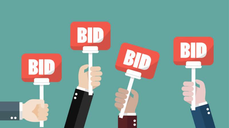 aste online bid