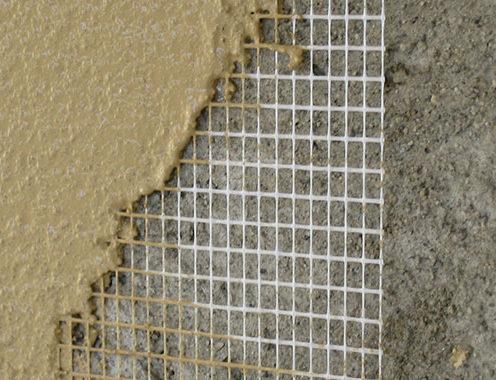 rinforzo in fibra di vetro