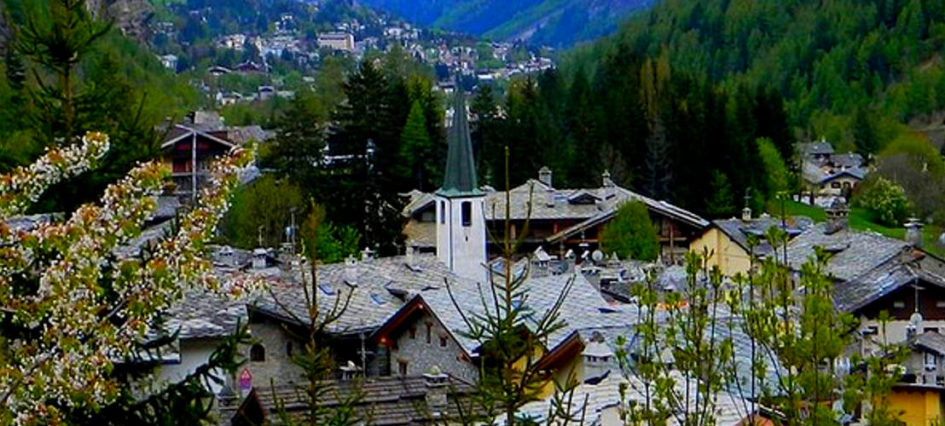 Bellezze della Valle d'Aosta