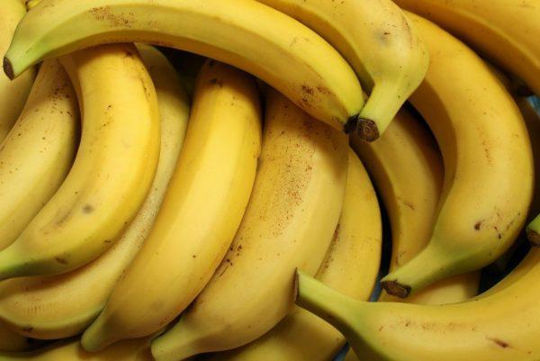 maschera per capelli alla banana