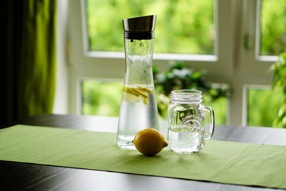 Acqua e Sale per Disinfettare