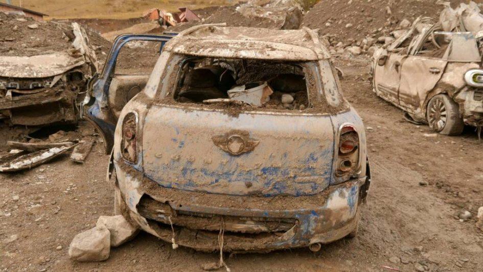 auto alluvionata