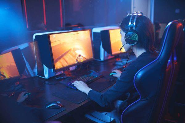 stanza da gaming